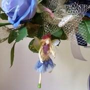 ブルーバラブーケ(フェアリー)の画像
